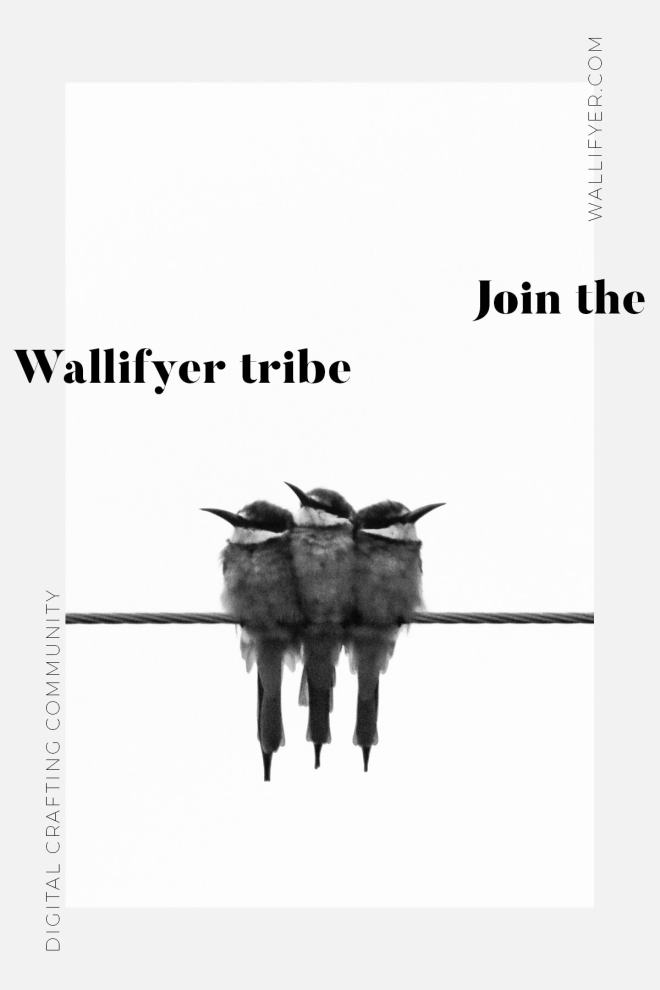 Join the Wallifyer Tribe on Facebook